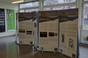 Ausstellung in der Johann-Friedrich-von-Cotta-Schule (26.01.2019)