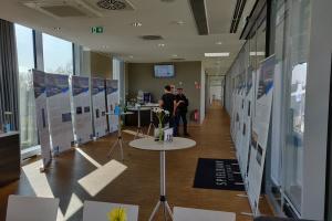 Ausstellungen im GAZi-Stadion auf der Waldau