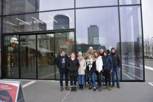 Exkursion ins deutsche Fußballmuseum Dortmund (01.-03.12.2017)